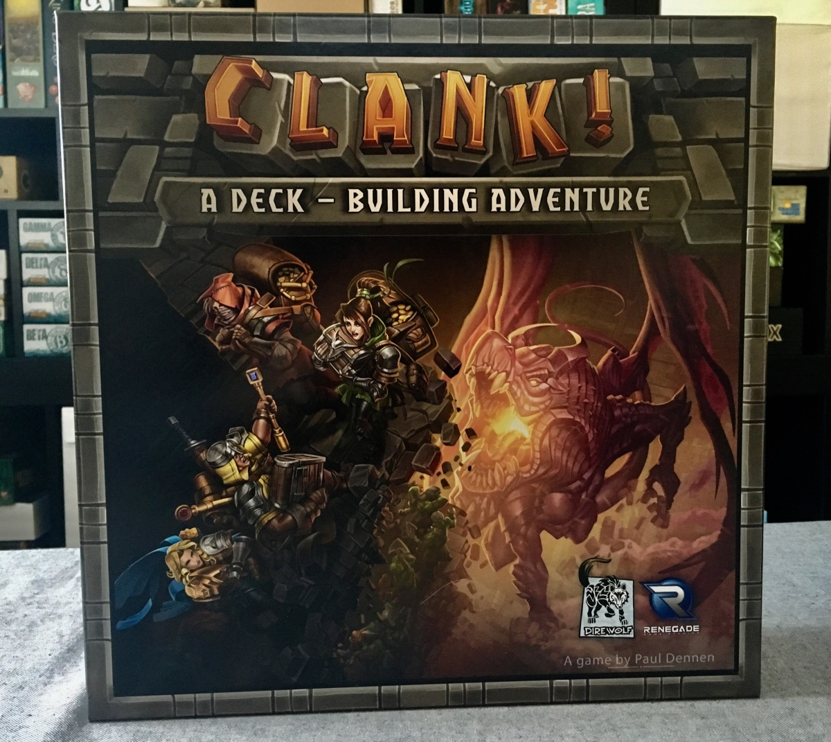 Game Review - Clank!