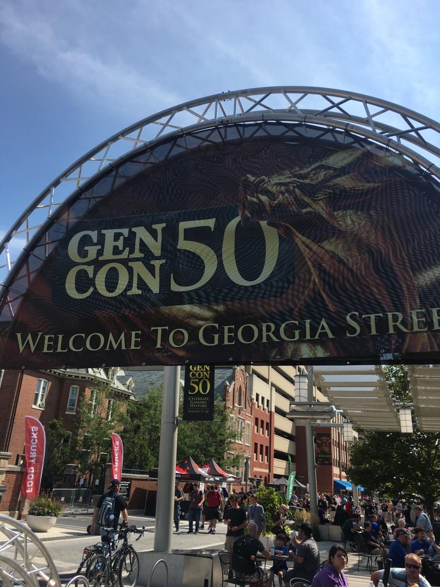 Gen Con 50 Recap